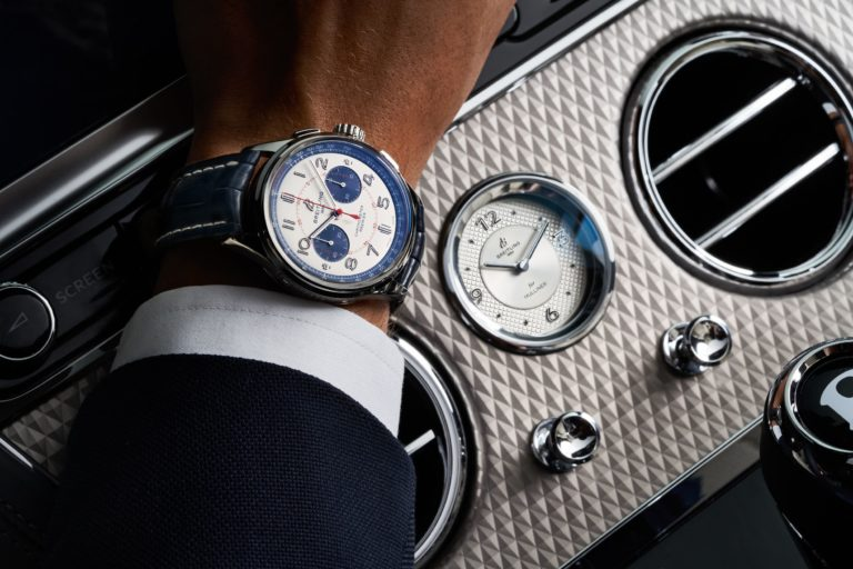 something dongxi LONGEST-EVER WATCH AND AUTOMOTIVE PARTNERSHIP CELEBRATED WITH STUNNING BREITLING PREMIER BENTLEY MULLINER LIMITED EDITION
