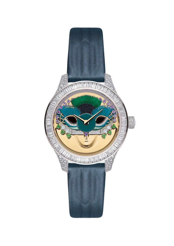 一场华丽舞会dior Bal 224 Paris When Haute Couture Meets Watchmaking