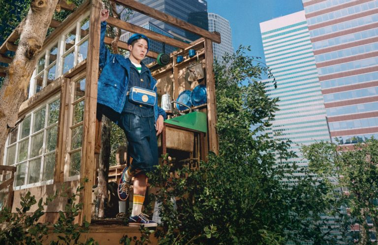 Somethingdongxi GUCCI LAUNCHES OFF THE GRID