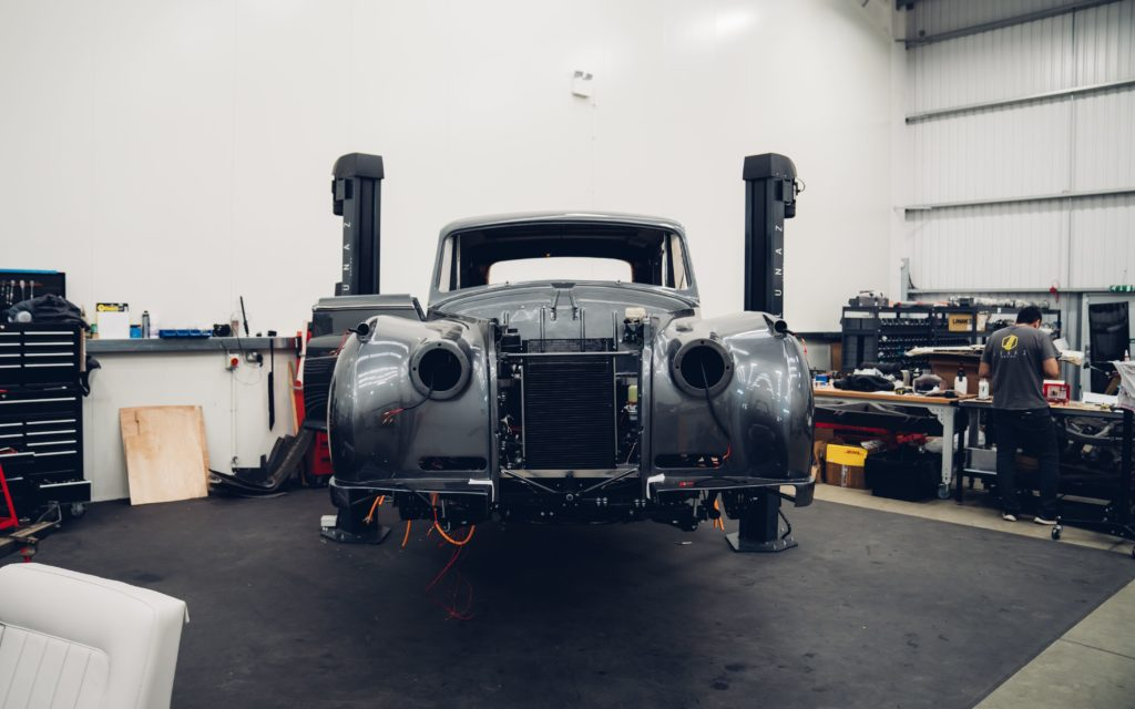 Lunaz is experiencing a surge in demand for its electrified classic cars, as buyers across the globe rebalance their collections for a zero-emissions future.