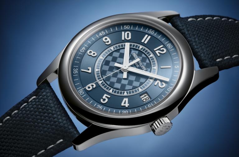 Somethingdongxi Patek Philippe Unveils Limited-Edition Steel Calatrava Ref. 6007A-001 Watch