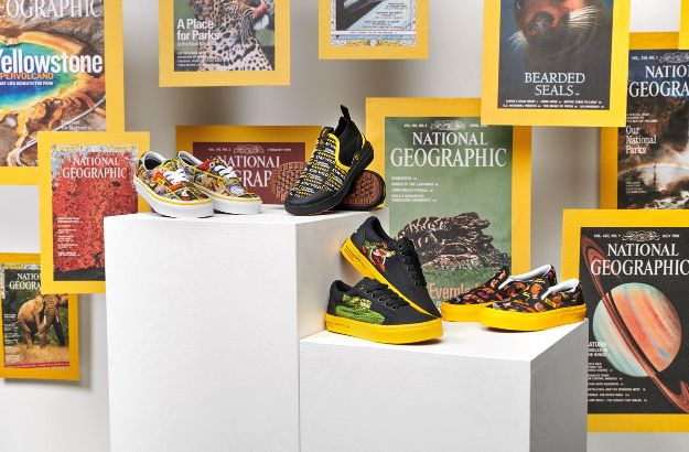Somethingdongxi.com Vans celebrates creative expression with National Geographic