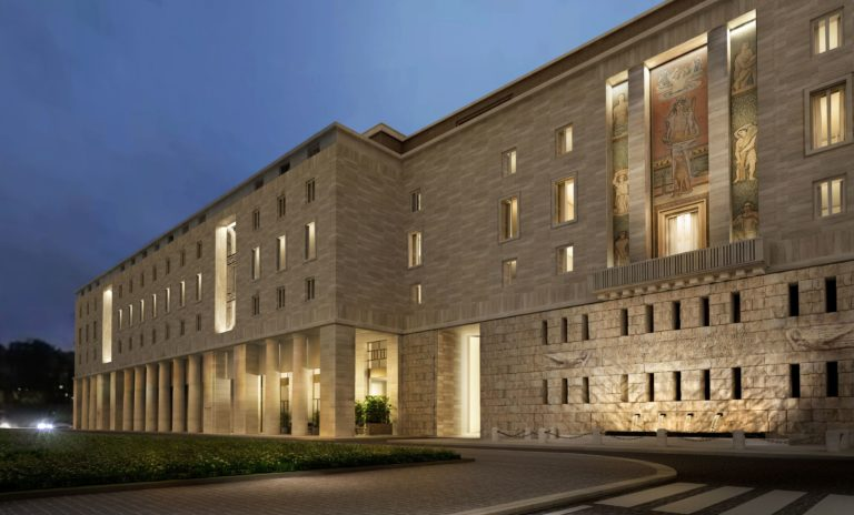 SomethingdongxiFinally, a Bvlgari Hotel in Rome in 2022