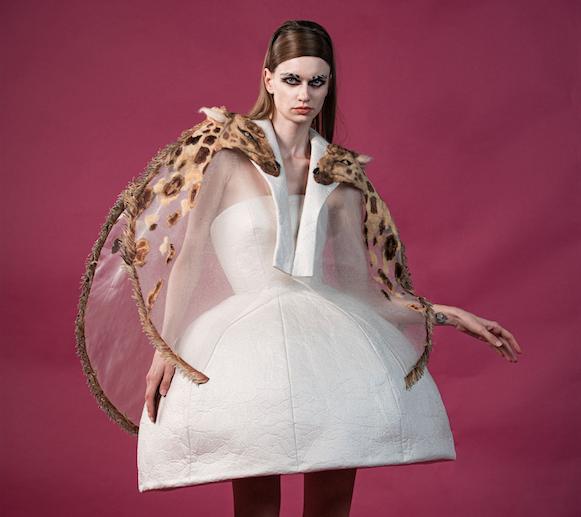 Somethingdongxi Guo Pei Autumn-Winter 2020-2021 Haute Couture