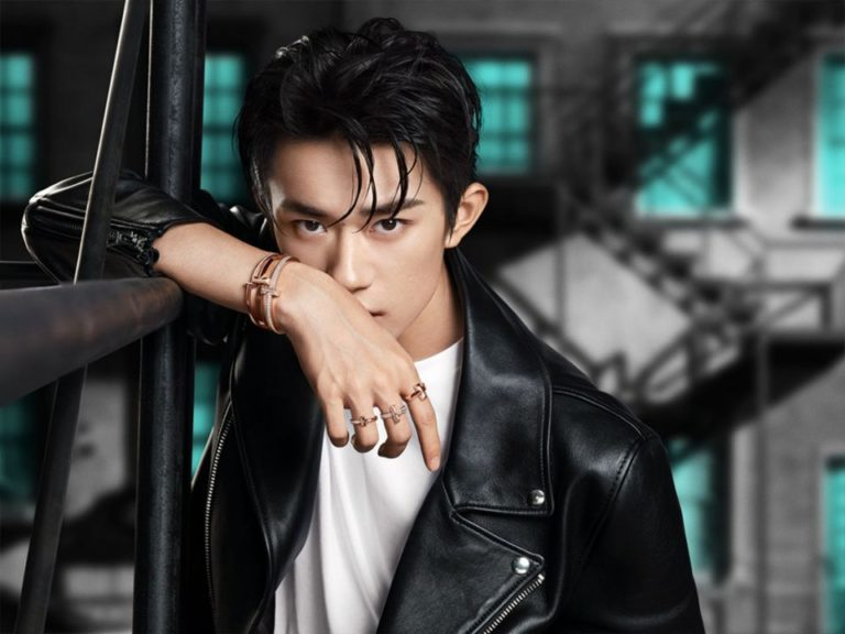 Somethingdongxi Jewellery houses are targeting millennials with hot young male ambassadors