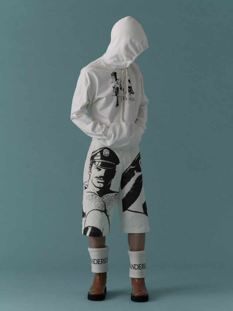 JW Anderson X Tom of Finland second capsule