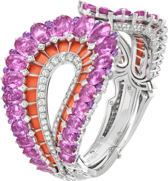 Van Cleef & Arpels High Jewellery 2021- Sous les étoiles Ciel De Minuit Arche Solaire