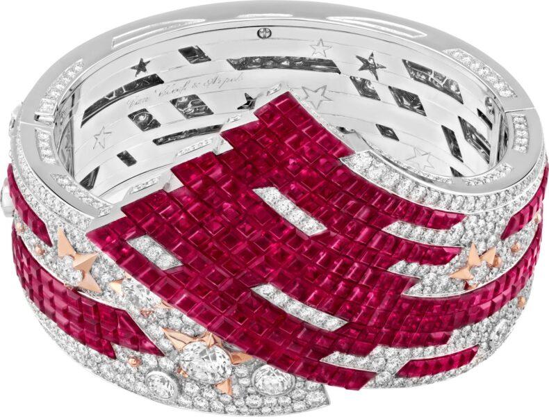 Van Cleef & Arpels High Jewellery 2021- Sous les étoiles Ison