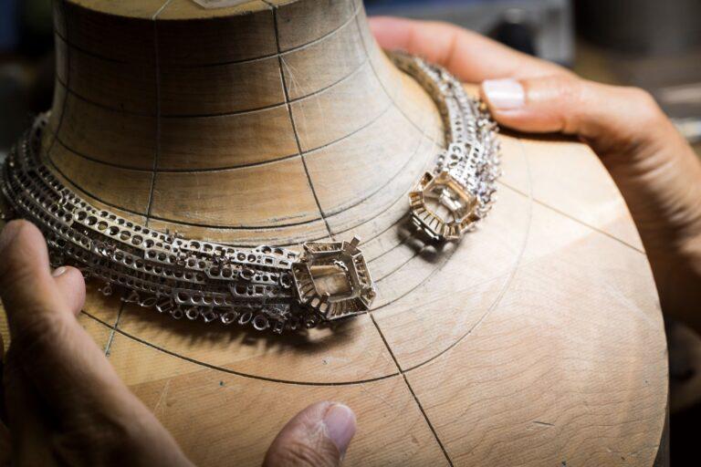 Van Cleef & Arpels High Jewellery 2021- Sous les étoiles