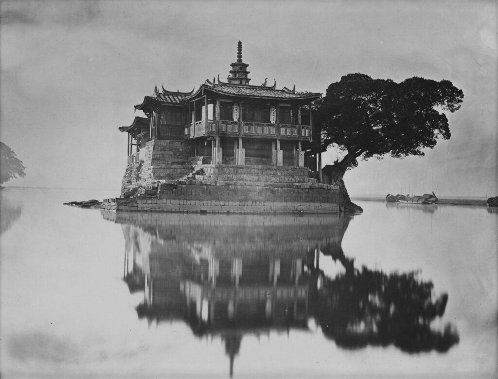 John Thomson, The Island Pagoda ,1871