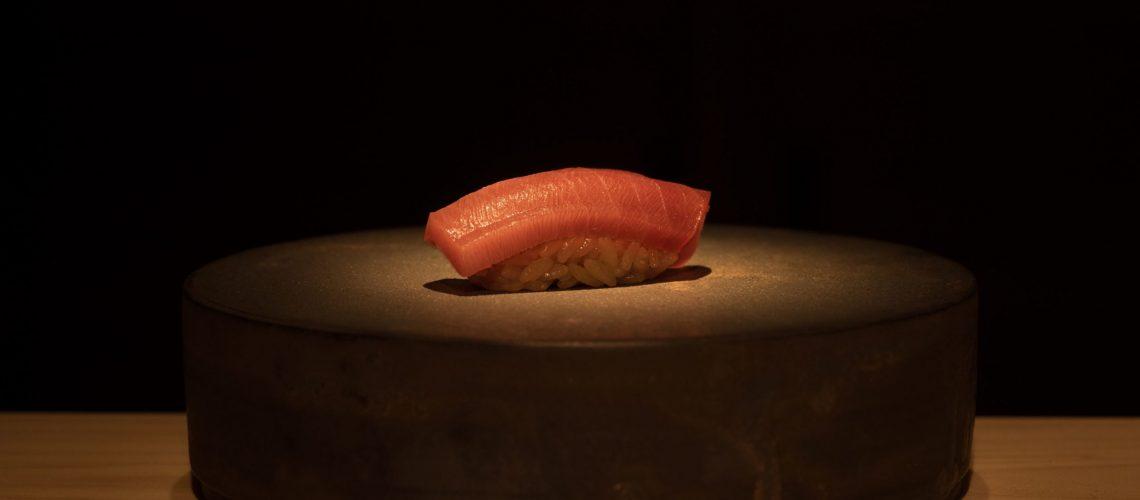 Something dongxi koichiro oshino raffles hotel sushi restaurant