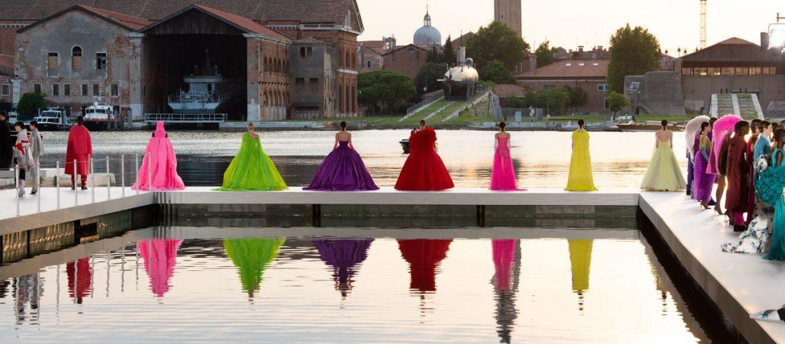 Valentino Haute Couture fall winter 2021 2022